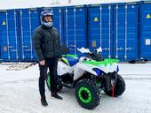 Квадроцикл Avantis Forester 200 LUX (2020) - Фото 8