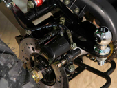 Квадроцикл Avantis Hunter 200 (БАЛАНС. ВАЛ) (бензиновый 200 куб. см.) - Фото 9