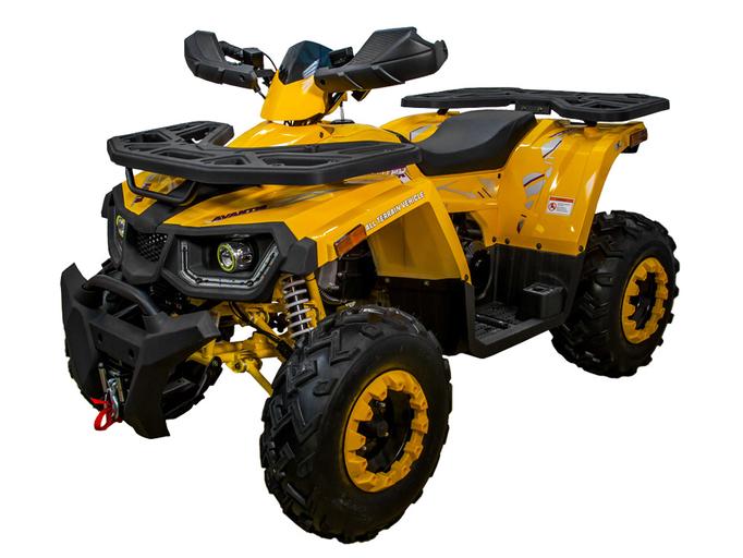 Квадроцикл Avantis Hunter 200 Big Lux (бензиновый 200 куб. см.)