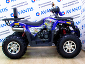 Квадроцикл Avantis Hunter 200 NEW PREMIUM (БАЛАНС. ВАЛ) (бензиновый 200 куб. см.) - Фото 4