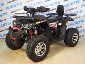 Квадроцикл Avantis Hunter 200 NEW PREMIUM (БАЛАНС. ВАЛ) (бензиновый 200 куб. см.) - Фото 6