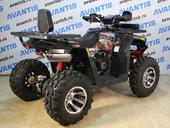 Квадроцикл Avantis Hunter 200 NEW PREMIUM (БАЛАНС. ВАЛ) (бензиновый 200 куб. см.) - Фото 10