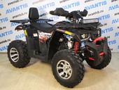 Квадроцикл Avantis Hunter 200 NEW PREMIUM (БАЛАНС. ВАЛ) (бензиновый 200 куб. см.) - Фото 12