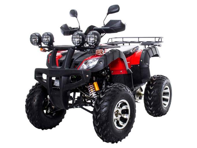 Квадроцикл Avantis Hunter 200 Premium (бензиновый 200 куб. см.)