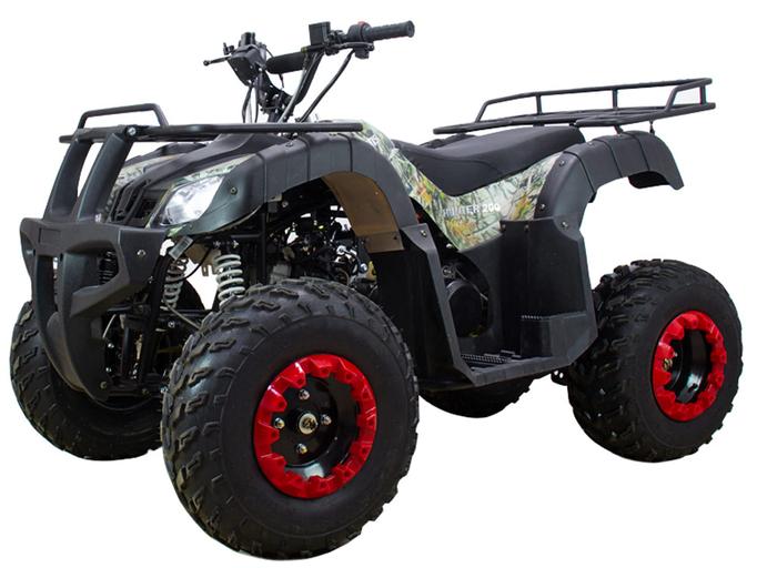 Квадроцикл Avantis Hunter 200 (бензиновый 200 куб. см.)