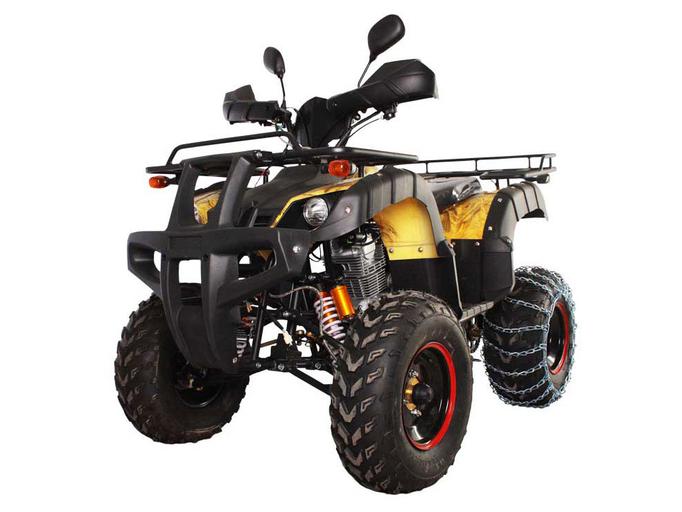 Бензиновый квадроцикл Avantis Hunter 2017 Lux (250 кубов)