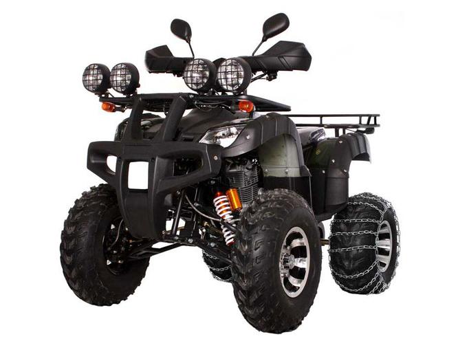 Квадроцикл Avantis Hunter 250 Premium (бензиновый 250 куб. см.)