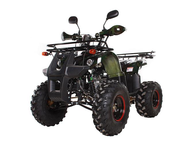 Подростковый квадроцикл Avantis Hunter 8 Lux (бензиновый 125 куб. см.)