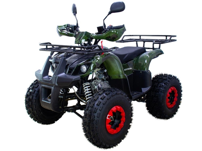 Квадроцикл Avantis Hunter 8+ 2019 (бензиновый 125 куб. см.)