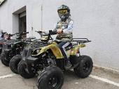 Подростковый квадроцикл Avantis Hunter 8 (бензиновый 125 куб. см.) - Фото 22