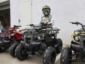 Подростковый квадроцикл Avantis Hunter 8 (бензиновый 125 куб. см.) - Фото 23