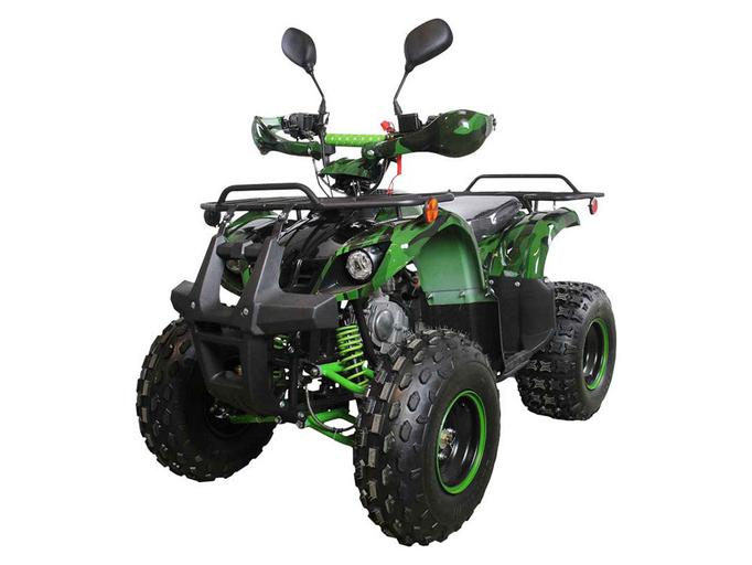 Подростковый квадроцикл Avantis Hunter 8M+ Lite (бензиновый 125 куб. см.)