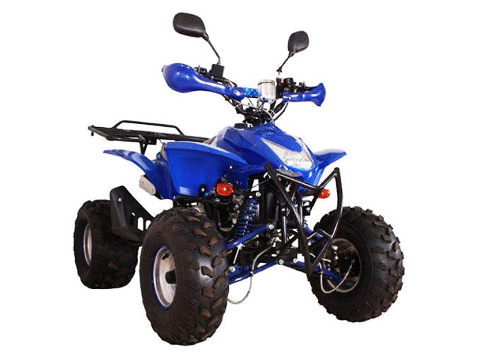 Бензиновый квадроцикл Avantis Termit 8 LUX (125 кубов)
