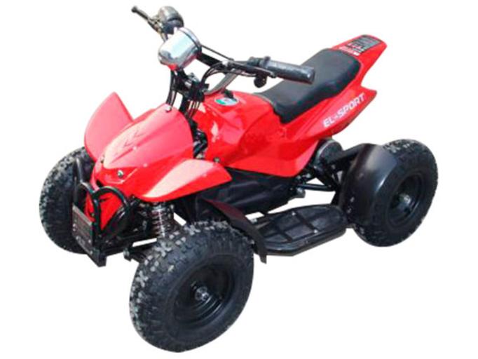 Электрический квадроцикл El-sport Kids ATV 800W 36V, 12Ah (800 ватт)