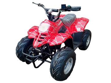 Электроквадроцикл GreenCamel Гоби K55 (800 Вт) - Фото 0