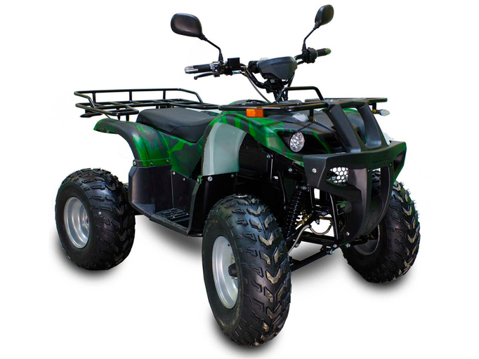 Электроквадроцикл GreenCamel Сахара A2230 (2200 ватт)