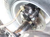 Электроквадроцикл GreenCamel Сахара A2230 (2200 ватт) - Фото 8