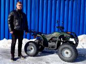 Электроквадроцикл GreenCamel Сахара A2230 (2200 ватт) - Фото 16