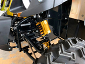 Электроквадроцикл GreenCamel Сахара AWD 4x4 (4000 ватт) - Фото 6