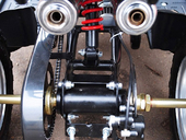 Детский квадроцикл Joy Automatic LMATV-049HM (49 кубов) - Фото 12