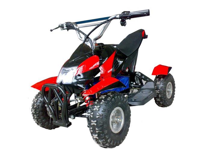 Электрический квадроцикл Joy Automatic LMATV-049T(E) (500 ватт)