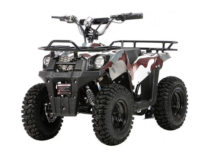 Электрический квадроцикл Joy Automatic Rider (500 ватт)