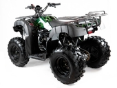 Квадроцикл бензиновый MOTAX ATV Grizlik 200 NEW - Фото 2