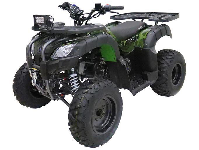 Квадроцикл MOTAX ATV Grizlik 200 LUX