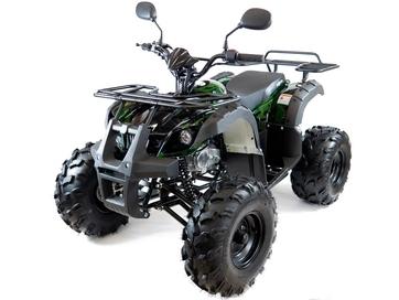 Подростковый квадроцикл Motax ATV Grizlik 7 125 cc (125 кубов) - Фото 0