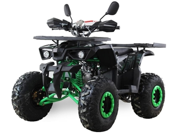 Квадроцикл бензиновый MOTAX ATV Grizlik NEW LUX 125 cc - Фото 0
