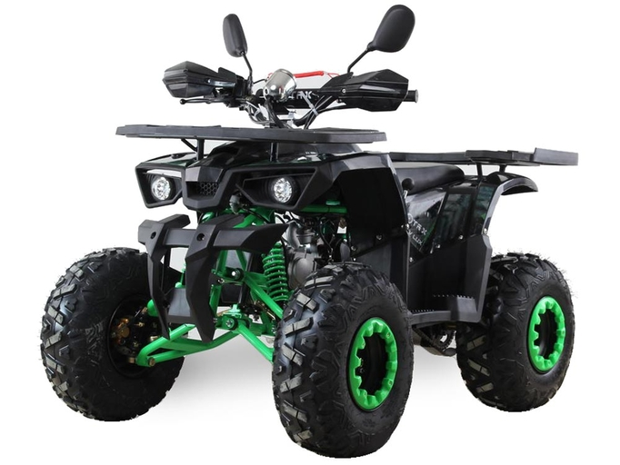 Квадроцикл бензиновый MOTAX ATV Grizlik NEW LUX 125 cc