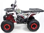 Квадроцикл бензиновый MOTAX ATV Grizlik NEW Super LUX 125 cc - Фото 1