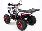 Квадроцикл бензиновый MOTAX ATV Grizlik NEW Super LUX 125 cc - Фото 2