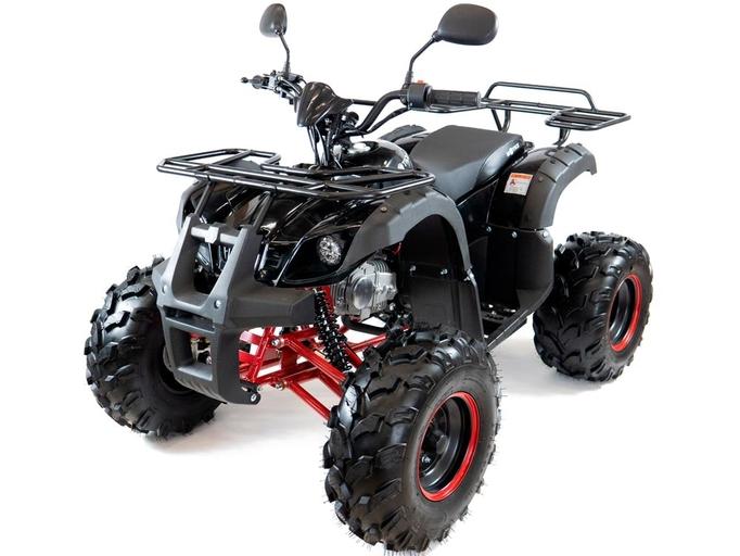 Подростковый квадроцикл Motax ATV Grizlik Super LUX 125 cc (125 кубов)