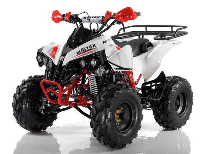 Подростковый квадроцикл Motax ATV Raptor Super LUX 125 cc (125 кубов)