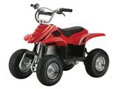 Детский электроквадроцикл Razor Dirt Quad (350 Вт) - Фото 0