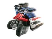 Детский электроквадроцикл Razor Dirt Quad (350 Вт) - Фото 6