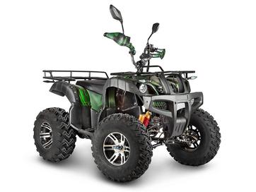 Электрический квадроцикл Voltrix Raider 60V2000W (2000 ватт)