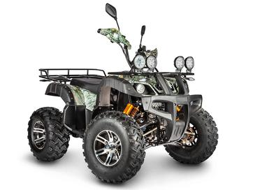 Электрический квадроцикл Voltrix Raider Dual Motor 60V4000W (4000 ватт)