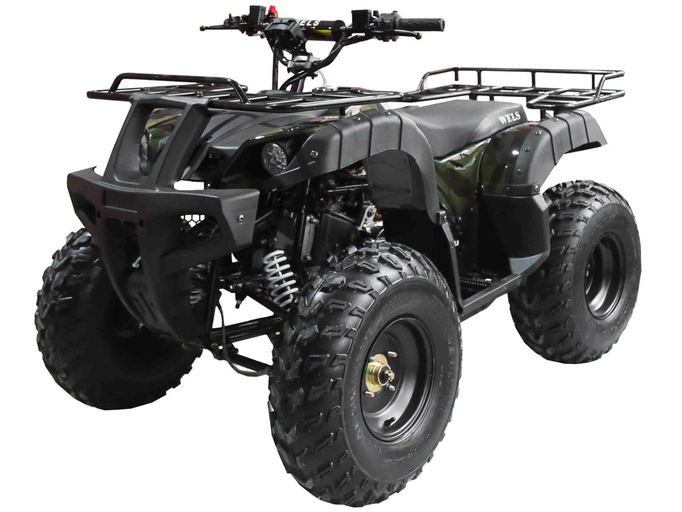 Квадроцикл WELS ATV Thunder 150 (бензиновый 150 куб. см.)