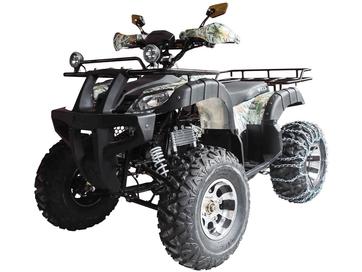 Квадроцикл WELS ATV Thunder 200 LUX (бензиновый 200 куб. см.) - Фото 0