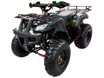 Квадроцикл WELS ATV Thunder 200 (бензиновый 200 куб. см.) - Фото 0