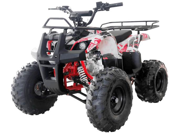 Квадроцикл WELS THUNDER 125 Basic (бензиновый 125 куб. см.)