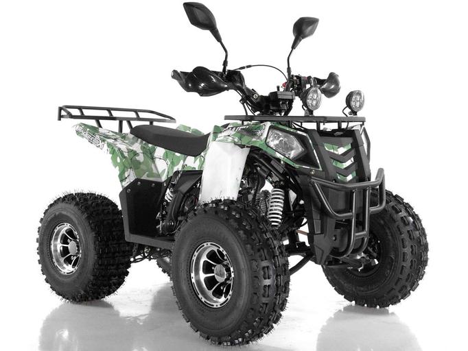 Квадроцикл WELS THUNDER 125 Lux (бензиновый 125 куб. см.)
