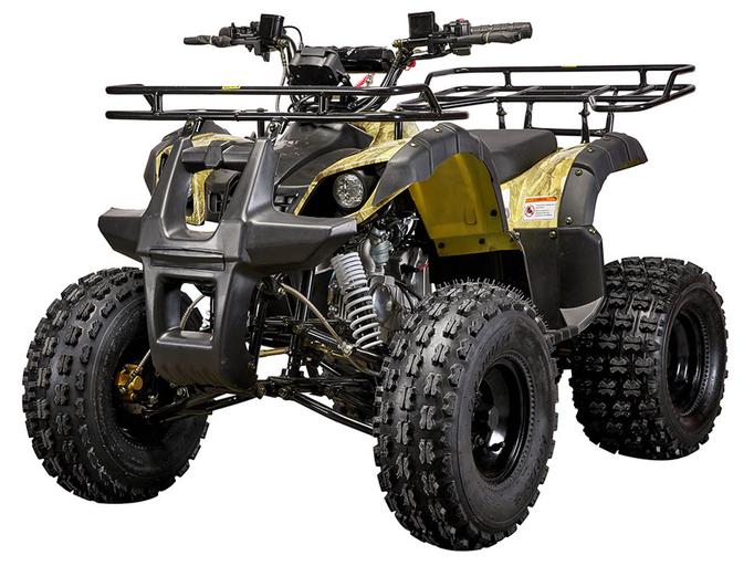 "Квадроцикл Yacota Kids 8"" (бензиновый 125 куб. см)"