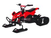 Снегоход и квадроцикл Zrobot SQ-1 Snowquadro - Фото 0
