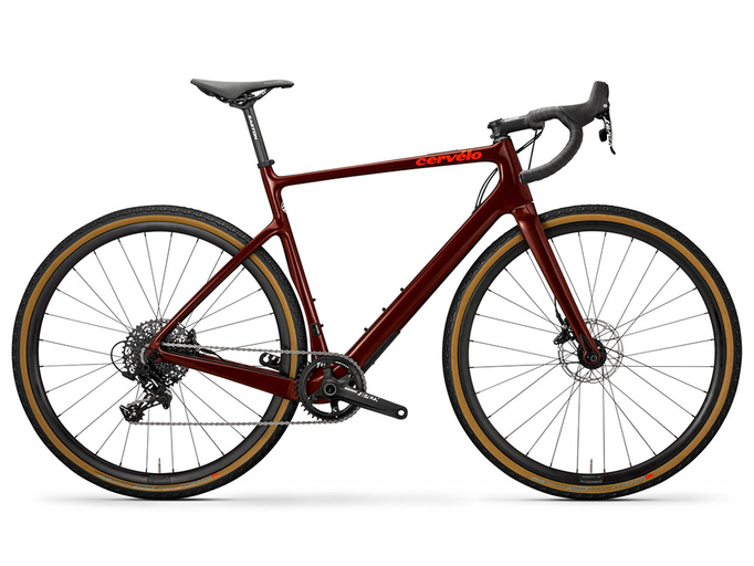 Велосипед Cervelo Aspero Apex 1