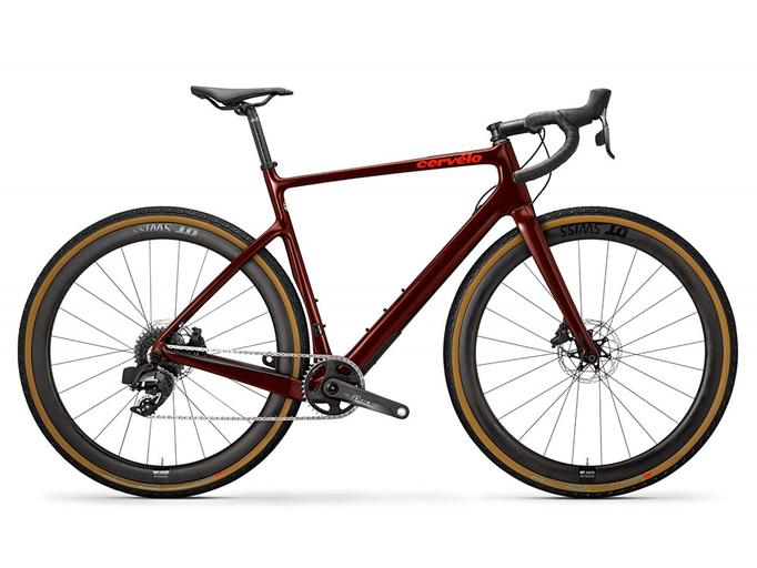Велосипед Cervelo Aspero Disc Force eTap AXS 1