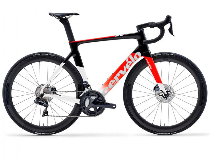 Велосипед Cervelo S-series Disc Ultegra Di2
