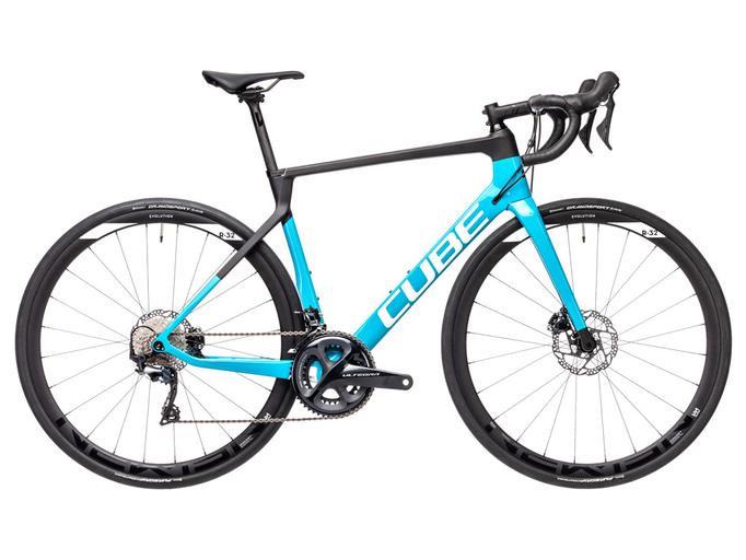 Велосипед Cube Agree C:62 Race (2021)